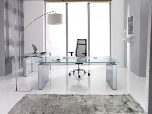 Glass Desk Office 34 Best Office Desks  L Shaped Desks  Executive Office Desks