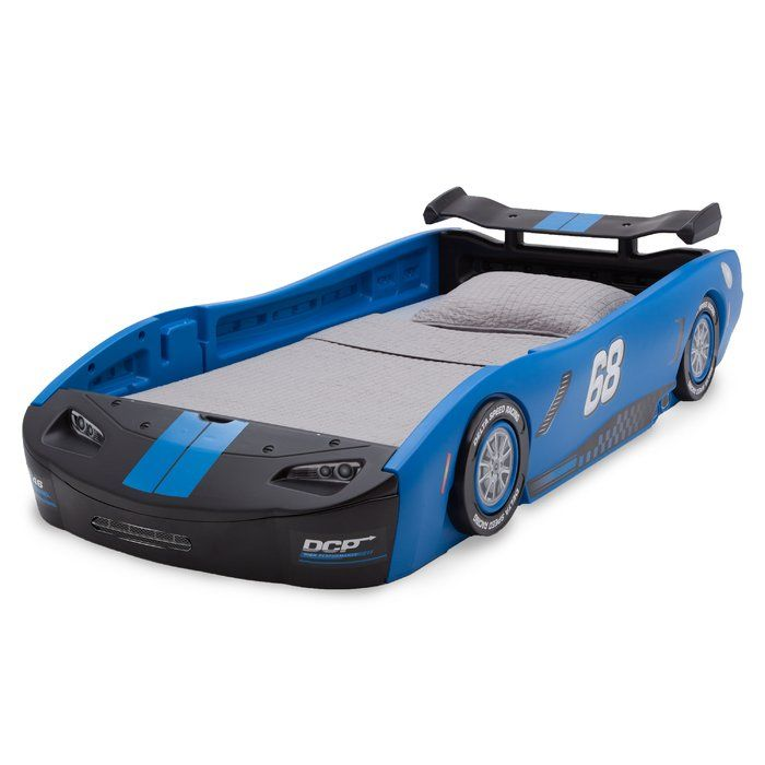 Zion Turbo Twin Car Bed Race Car Bed Car Bed Twin Car Bed