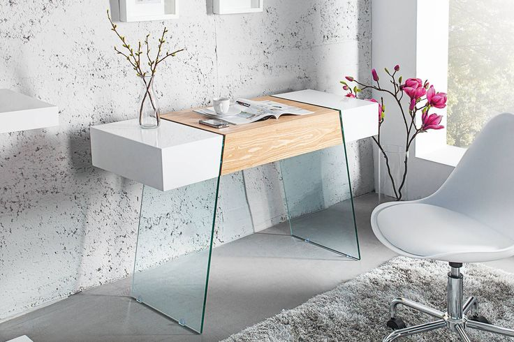 Toaletné stolíky : Dizajnová konzola Livid estilofina.sk