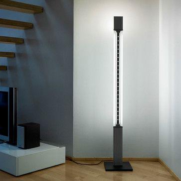 Aurora Tower 180 Floor Lamp By Lumina Lighting modern-floor-lamps