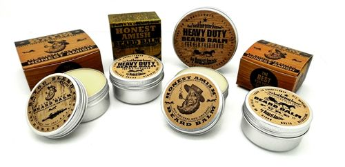 "Honest Amish crafts the highest quality organic skin care products. We are the makers of Honest Amish Beard Balm "" The Best for your Beard!"" We make Hand made soap, lip balms and Beard conditioning products. Thank you for choosing Honest Amish."