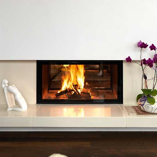 Spartherm Fires | German Wood Fireplaces