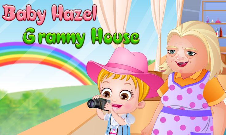 Hazel vacation is going to be very special this time as she enjoying her time with her grandparents and loving each moment. Be with hazel and enjoy each moment. https://play.google.com/store/apps/details?id=air.org.axisentertainment.BabyHazelGrannyHouse