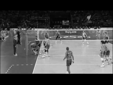 Highlights of the men's volleyball competition from Beijing 2008. I love mens volleyball!!!!