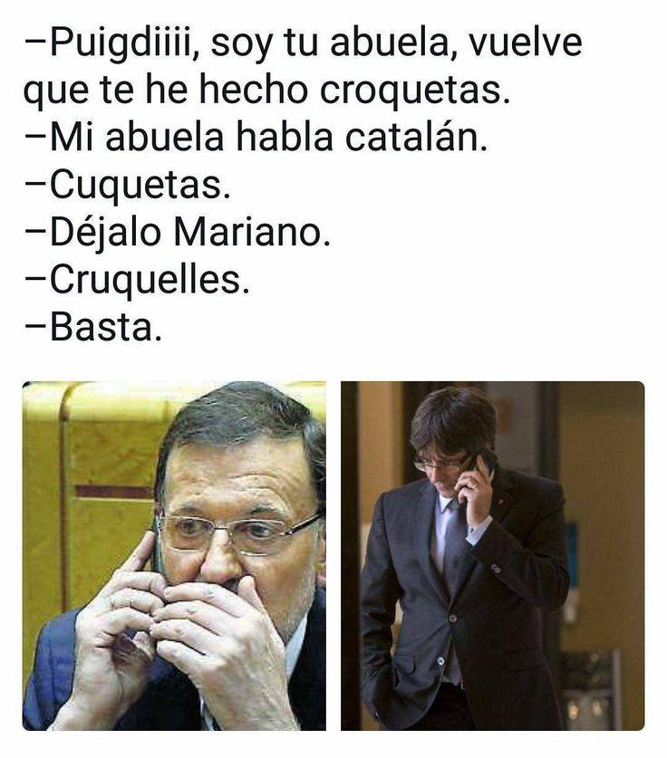 Mariano ha cambiado de táctica ���� Si te gusta no olvides dar like y seguir�� @Stupid.world �� ���������� #Viral #español #humorlatino #humoreSpañol #españa #humor #humornegro #memes #meme #humorlatino #jajaja #comedia #comedian #meme #colombia #Argentina #mexico #venezuela #peru #santiago #bogotá #madrid #barcelona #valencia #memesespañol #chiste #divertido #risas #lomejor http://quotags.net/ipost/1637871365535114373/?code=Ba641RCgSSF