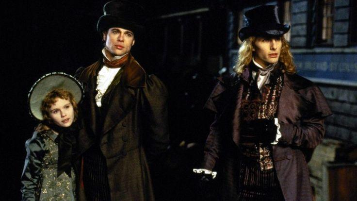 Entrevista con el vampiro #BradPitt #TomCruise
