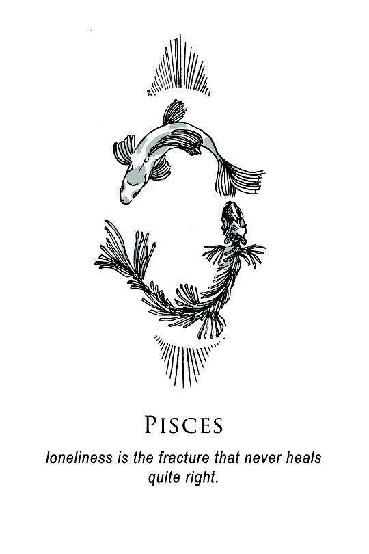 shitty horoscopes by musterni-illustrates