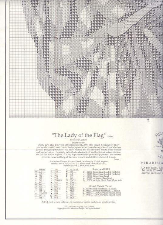 Gallery.ru / Фото #3 - MD 62 The Lady of the Flag - f-morgan