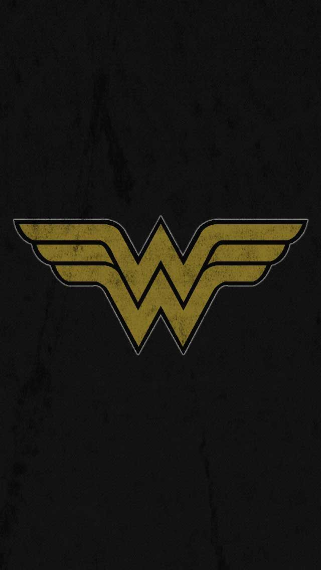 Wonder Woman iPhone 5 Wallpaper by vmitchell85.deviantart.com