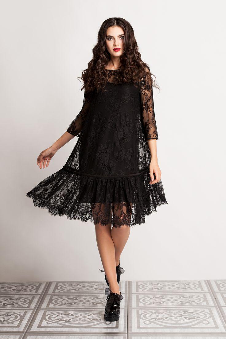 Платье VOLANS 1.365 из коллекции Christmas'17 NocheMio - бренд модной женской одежды