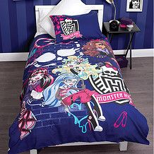 Monster High Quilt Cover Set
