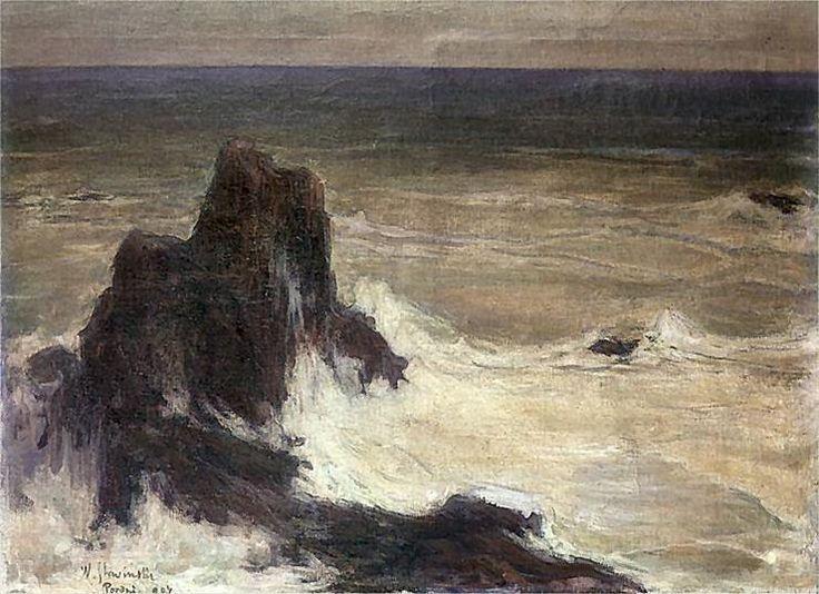 Władysław Ślewiński: Morze 1904