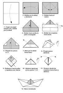 10 best papiroflexia kidearea images on pinterest - Papiroflexia paso a paso ...