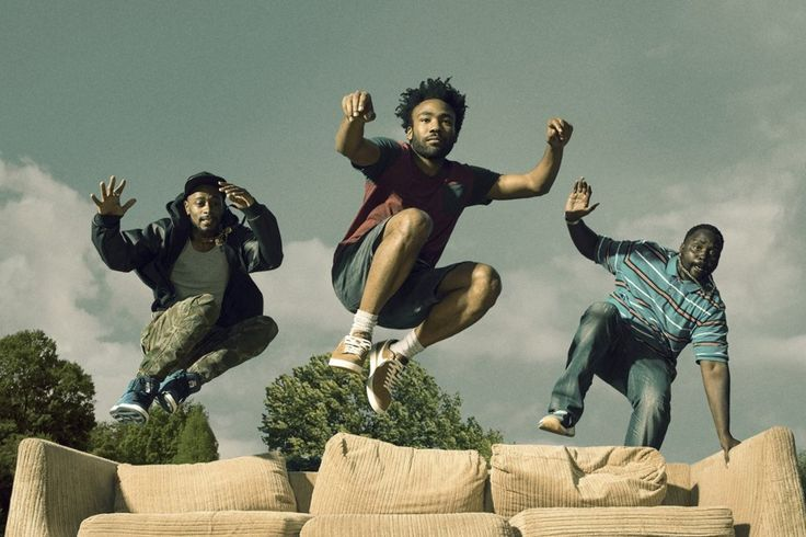 Donald Glover's new FX show captures the surrealism and the daily grind of a…