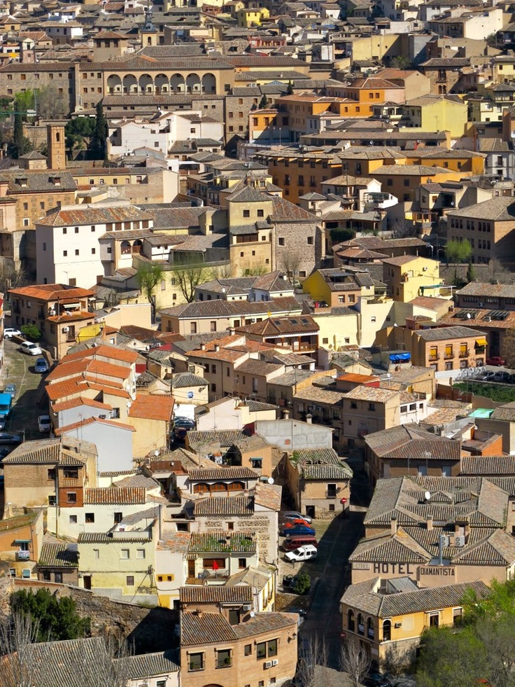 Toledo, Spain - a beautiful city, and one I'd like to return to...
