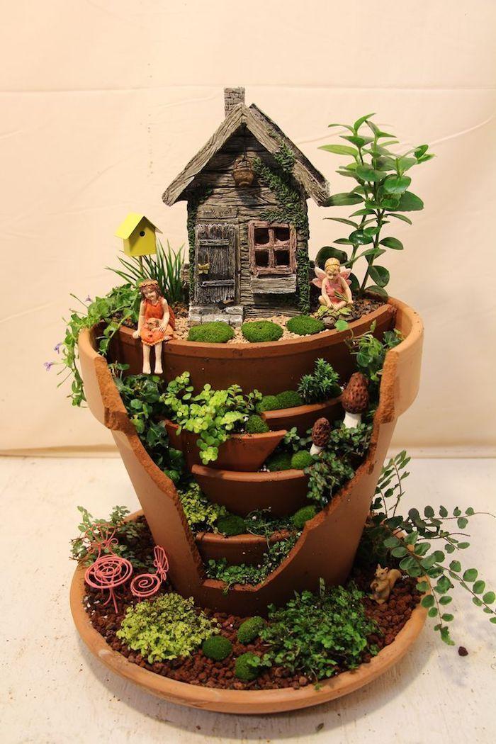 Whimsical Garden Art Beautiful