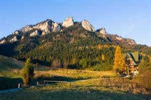 Poland Pieniny Mountains