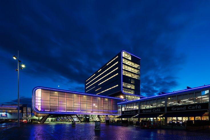 https://flic.kr/p/AUre1e   RAI Elicium, evenementencomplex, Amsterdam   Architectenbureau Bethem Crouwel (2009)