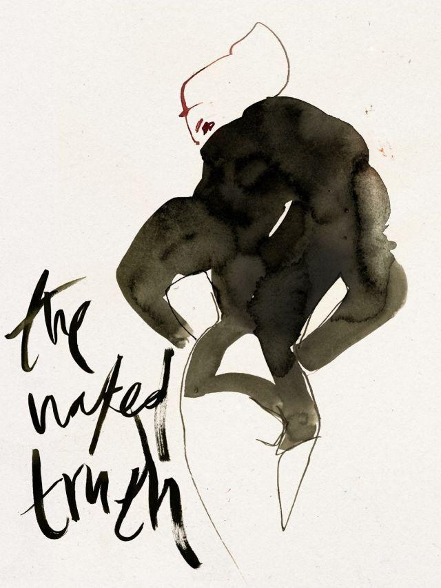 Naked Truth, I Love Illustration Magazine   Stina Persson   makersmgmt.com