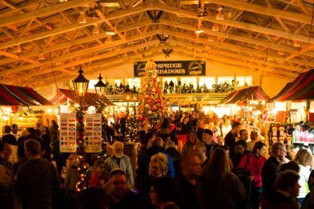 Festive Fun at the International Christmas Market, presented by TELUS #NoelSM