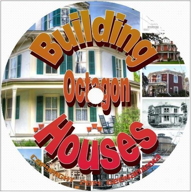 14 best Octagon House Home Plans Vintage Blueprint Design Octogon