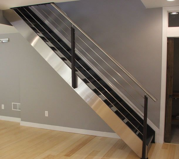 40 Trending Modern Staircase Design Ideas And Stair Handrails: Beauty Hairstyle Adlı Kullanıcının Beauty And Hairstyle