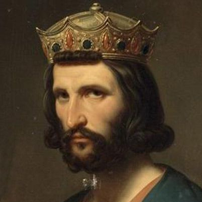 King Hugh Capet.  Born in Paris, France, circa 939 and died October 24, 996.   He was the first king of France from 987 to 996 and the first of a direct line of 14   Capetian kings. The Capetian dynasty derived its name from his nickname, capa.   Upon his father's death, Capet inherited massive swaths of land around   Paris. The Capetian lineage ruled over 300 years and its unending reign   gives Hugh Capet's rule a greater significance   than his   actual achievements merit.