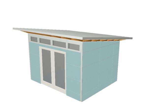 17 best ideas about prefab sheds on pinterest prefab for Prefab work shed