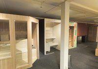 Bekijk de showroom van VSB Wellness in Diessen met sauna's, zwembaden, whirlpools, stoombaden en meer op het gebied van Wellness.