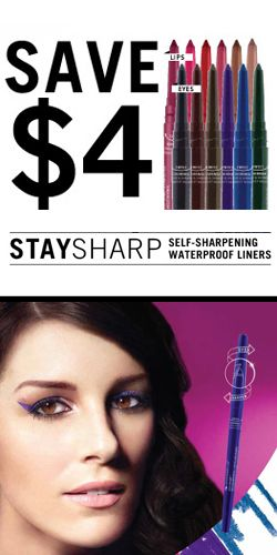 $4 off #Annabelle Stay Sharp #Liners