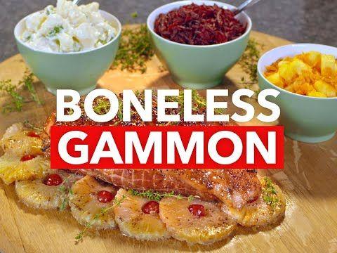 Boneless Gammon Recipe Youtube Gammon Recipes Cooking Recipes