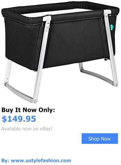 Bassinets And Cradles: Babyhome Dream - Baby Bassinet Multi-Use Portable Travel Cot/Crib - Black BUY IT NOW ONLY: $149.95 #ustylefashionBassinetsAndCradles OR #ustylefashion