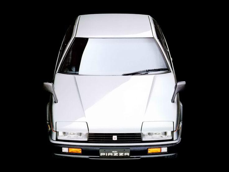 1981 91 Isuzu Impulse Piazza いすゞ ピアッツァ イスズ 乗用車
