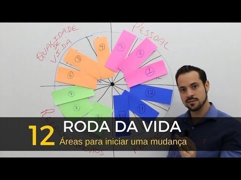 Roda da Vida - Ferramenta de Coaching - YouTube