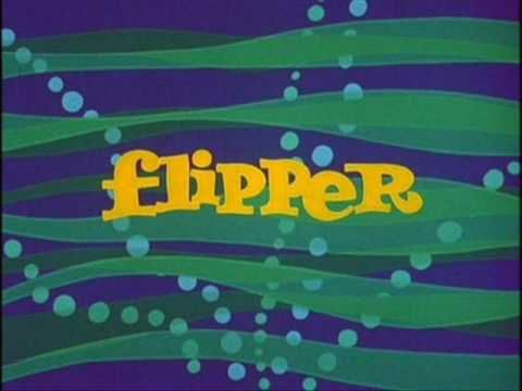 Flipper Theme, that was my favorite show as a kid, I was trying to remember the words to this song today as we were coming back from Gainesville, 6 hrs in the truck sitting in the back with our akita, Chief, nicknamed Fluffy by my 16 yr old, We call him Fluffy, Fluffy...