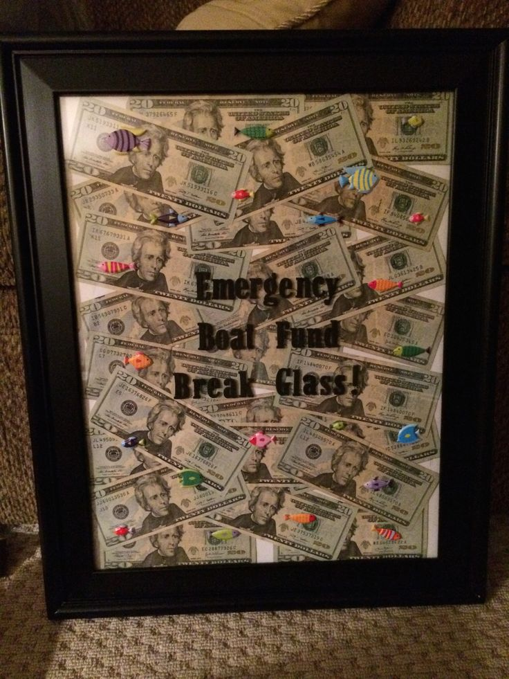 Creative way to give money as a gift