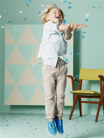 Pantalón para #niño.
