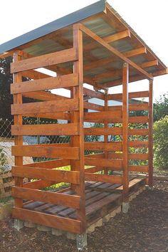 die besten 25 brennholz lagerung ideen auf pinterest holz aufbewahrung brennholz und. Black Bedroom Furniture Sets. Home Design Ideas