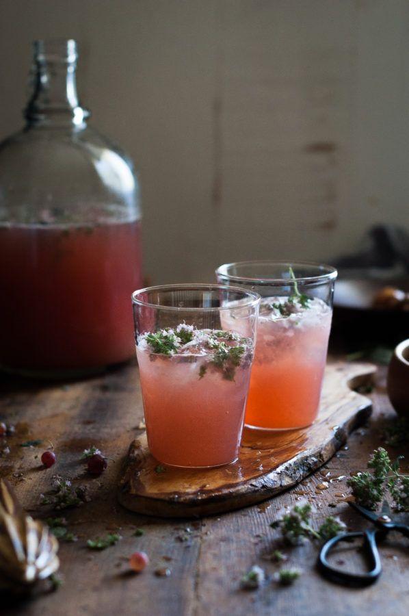 Honeyed Gooseberry   Marjoram Blossom Lemonade - The Kitchen McCabe