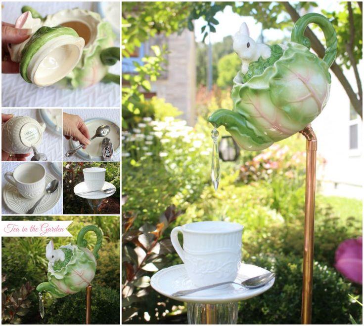 Mejores 104 imgenes de garden and gardening ideas en pinterest diy teapot gardening garden diy teapot diy ideas diy crafts do it yourself diy gardening garden solutioingenieria Gallery