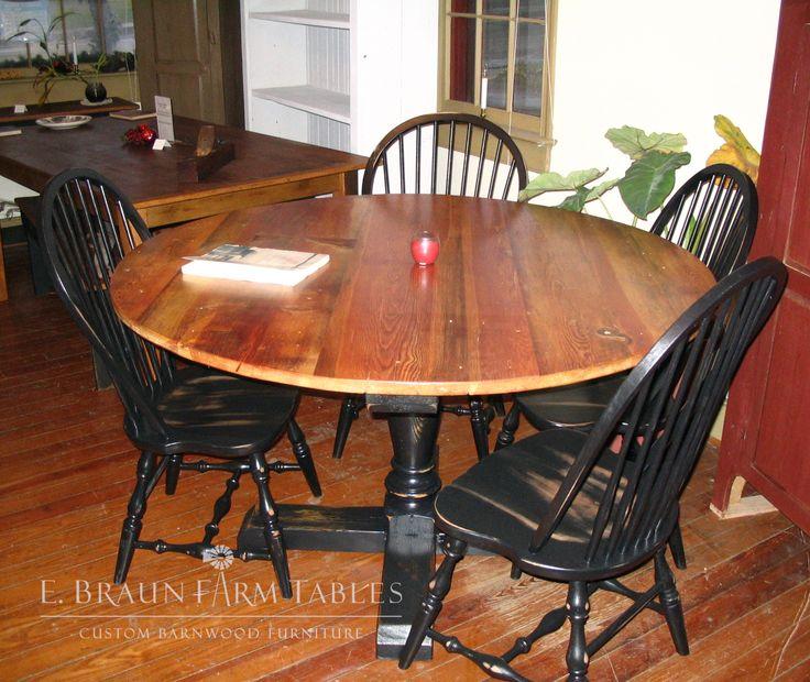 Best 25+ Barn wood tables ideas on Pinterest | Barnwood dining ...