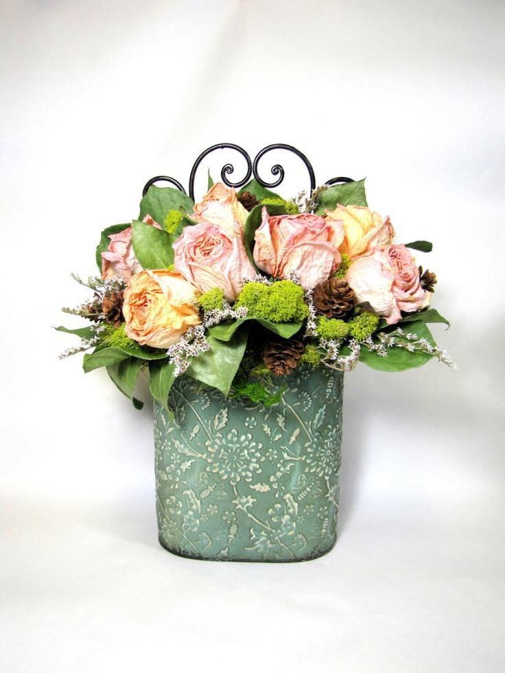 17 best images about dried flower arrangements on. Black Bedroom Furniture Sets. Home Design Ideas