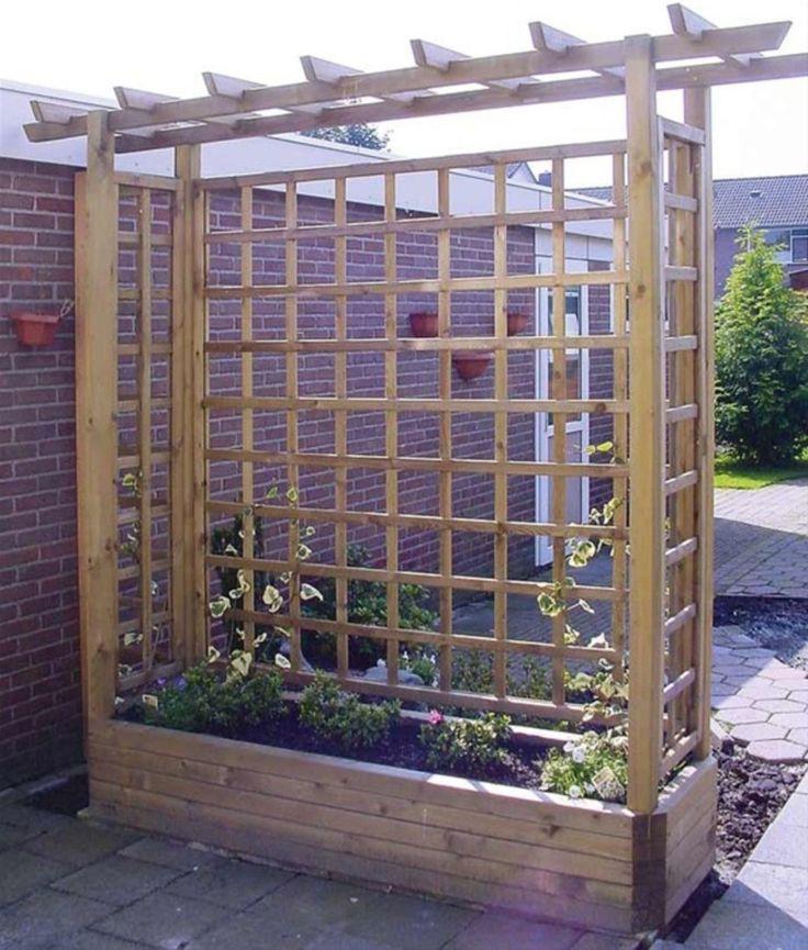 Best 25 wooden arbor ideas on pinterest wooden arch for Wooden garden trellis designs