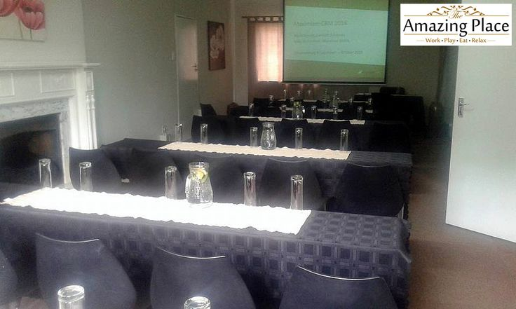 Camsoft Maximise CRM Meeting | The Amazing Place #Meeting #Camsoft #Sandton