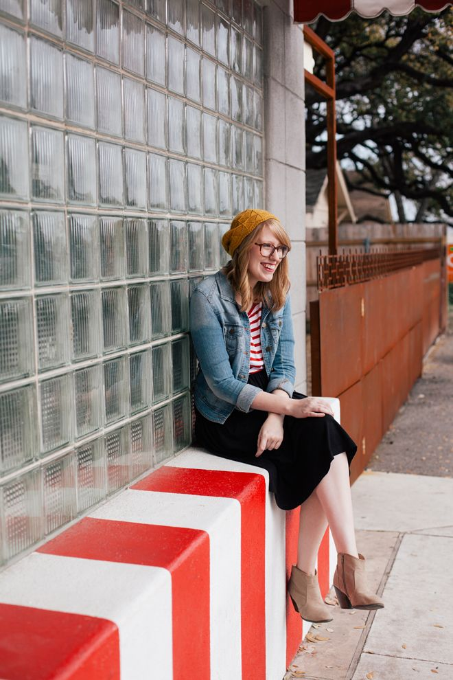 writes like a girl | austin style blogger: earn your stripes
