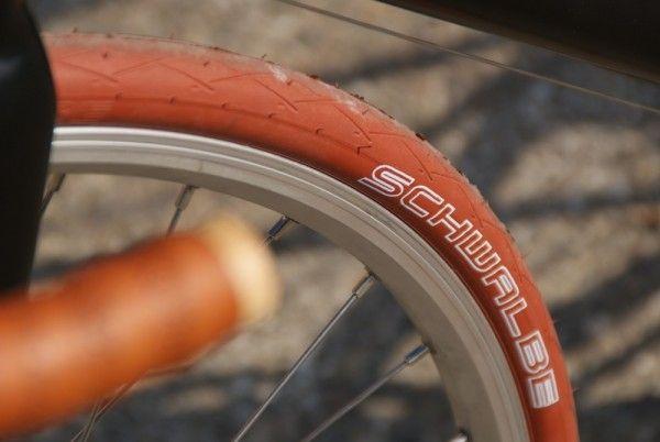 Giant Retouch : BRINKHAUS fietsen, Fahrräder, bicycles Schwalbe Durano Brown 700 * 25C