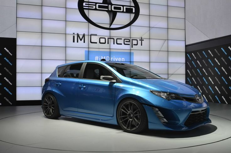 New 2015 Scion Im
