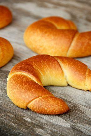 Alm-Rezepte: Butterhörnchen - Plötzblog - Selbst gutes Brot backenPlötzblog – Selbst gutes Brot backen