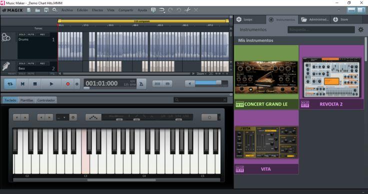 Music Maker: Potente programa para crear música con diversas funciones - https://www.vexsoluciones.com/noticias/music-maker-potente-programa-para-crear-musica-con-diversas-funciones/