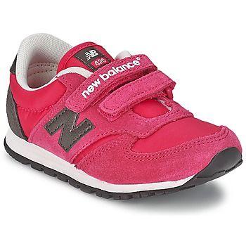 New Balance KE420 Rose / Schwarz Schuhe bei Preis: 49,50 €. Ebenso aktuell wie auch komfortabel, in der Farbe rosa und mit einem Obermaterial aus Leder und Textil ausgestattet. Der Ke420 besteht innen aus Textil und hat eine Innensohle aus Textil.   #Schuhe mädchen #NewBalance #SchuheSale
